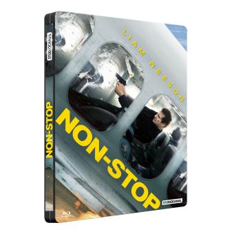 Non-Stop Blu-Ray Edition Steelbook Limitée