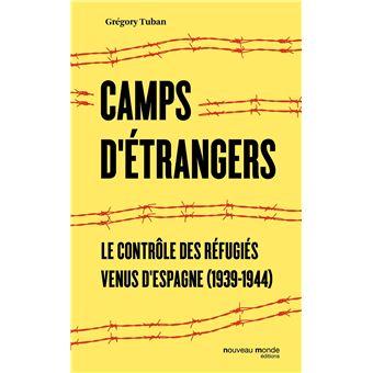 Camp d'étrangers