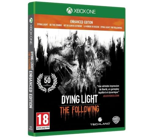 Dying Light : The Following Enhanced Edition Xbox One