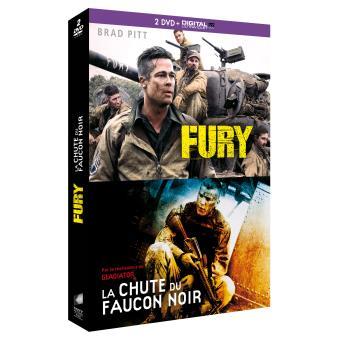 Coffret Fury + La chute du Faucon Noir DVD