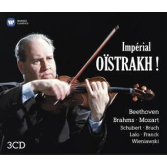 The imperial Oistrakh - 3 CD