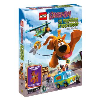 scooby doo lego scooby doo haunted hollywood dvd dvd zone 2 toutes les s ries tv la fnac. Black Bedroom Furniture Sets. Home Design Ideas