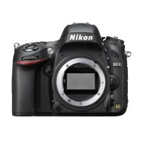 Boîtier Nu Reflex Nikon D610 Noir