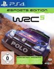WRC 5 E-Sport Edition PS4