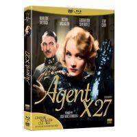 Agent X27 Combo Blu-ray DVD