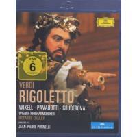 RIGOLETTO/BLURAY