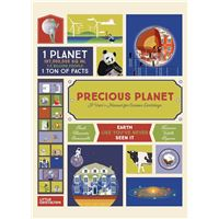 Précieuse planet A user's manual for curious earthlings