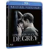 Cinquante nuances de Grey Blu-ray + UV
