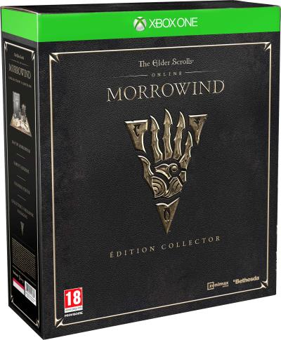 The Elder Scrolls Online : Morrowind Edition Collector Xbox One