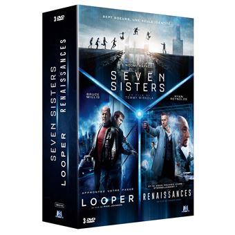 Coffret Science-Fiction 3 films DVD