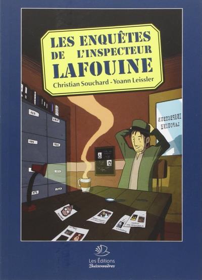 Les enquêtes de l'inspecteur Lafouine