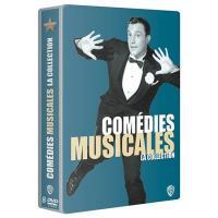 COMEDIES MUSICALES-COFFRET METAL-8 DVD-VF