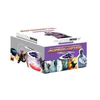 Supercopter Intégrale Coffret DVD