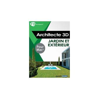 Exceptionnel Architecte 3D Jardin Et Extérieur 2017 (V19)   Mac / Version : 19