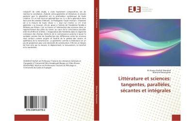 Littérature et sciences: tangentes, parallèles, sécantes et intégrales