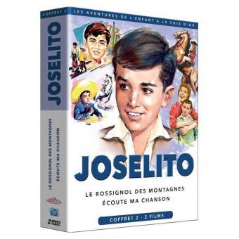 Coffret Joselito Volume 1 DVD