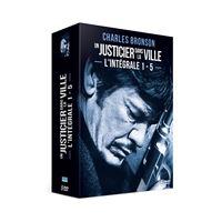 Coffret Un justicier dans la ville L'intégrale 1-5 DVD