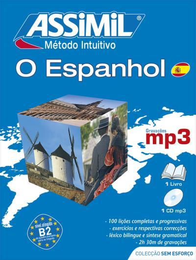 Pack mp3 espanhol sem esforc