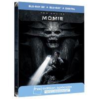 La Momie Edition spéciale Fnac Steelbook Blu-ray 3D + 2D