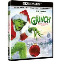 Le Grinch Blu-ray 4K Ultra HD