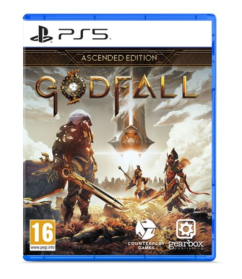Godfall: Ascended Edition PS5
