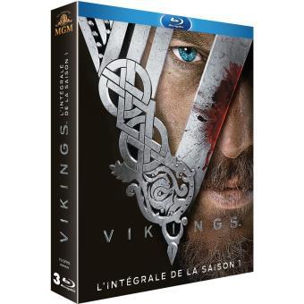 VikingsVikings Saison 1 Coffret Blu-ray