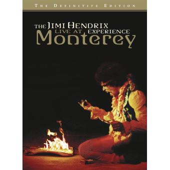 Live at Monterey 1967 The Definitive Edition DVD