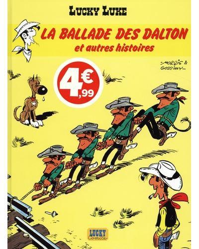 Lucky Luke - La Ballade des Dalton et autres histoires (Indispensables 2020)