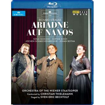 Ariane à Naxos Opéra de Vienne 2014 Blu-ray