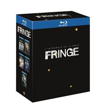 FringeCoffret intégral des Saisons 1 à 5 - Blu-Ray