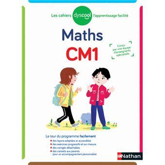 Dyscool - Maths CM1