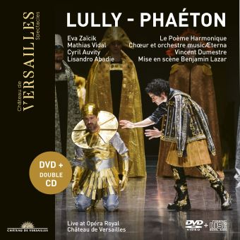 PHAETON/INCLUS DVD
