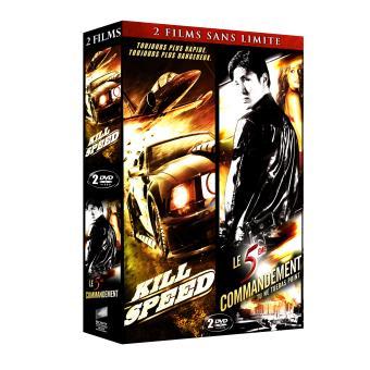 Coffret 2 films Sans limite DVD