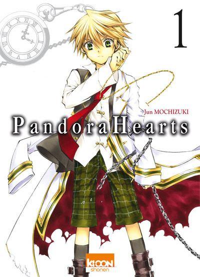 Pandora Hearts - tome 1