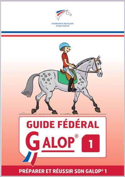 Guide fédéral Galop