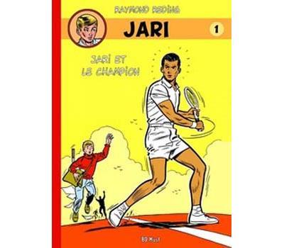 Jari et le champion