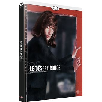 Le Désert rouge Blu-ray