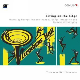 Living on the edge/arr pour ensemble de trombones
