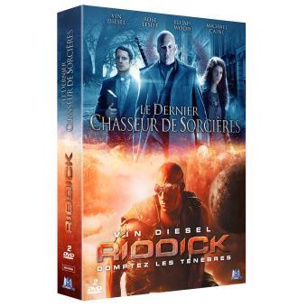 Coffret Vin Diesel 2 films DVD