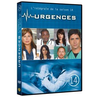 UrgencesUrgences Coffret intégral de la Saison 14 - DVD