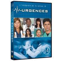 Urgences Coffret intégral de la Saison 14 - DVD