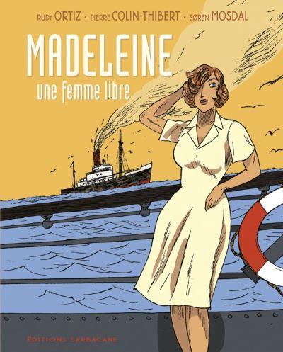 Madeleine une femme libre