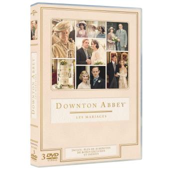 Downton AbbeyDownton Abbey Les mariages DVD