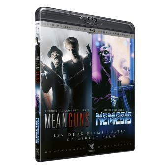 Mean Guns, Nemesis Blu-ray