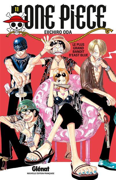 One Piece - Edition originale Tome 11 : One Piece - Édition originale