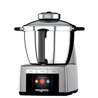 Robot cuiseur multifonction Magimix 18900 Cook Expert 900W Chrome mat