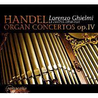 Concerto pour orgue opus 4 - Concerto pour luthe et harpe opus 4 n°6