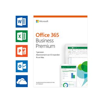 Microsoft Office 365 Business Premium NL