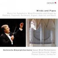 Winds and Pipes : Musique pour ensemble symphonique de vents et orgue