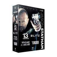 JASON STATHAM-COFFRET-4 DVD-13-BRAQUAGE A L ANGLAISE-BLITZ